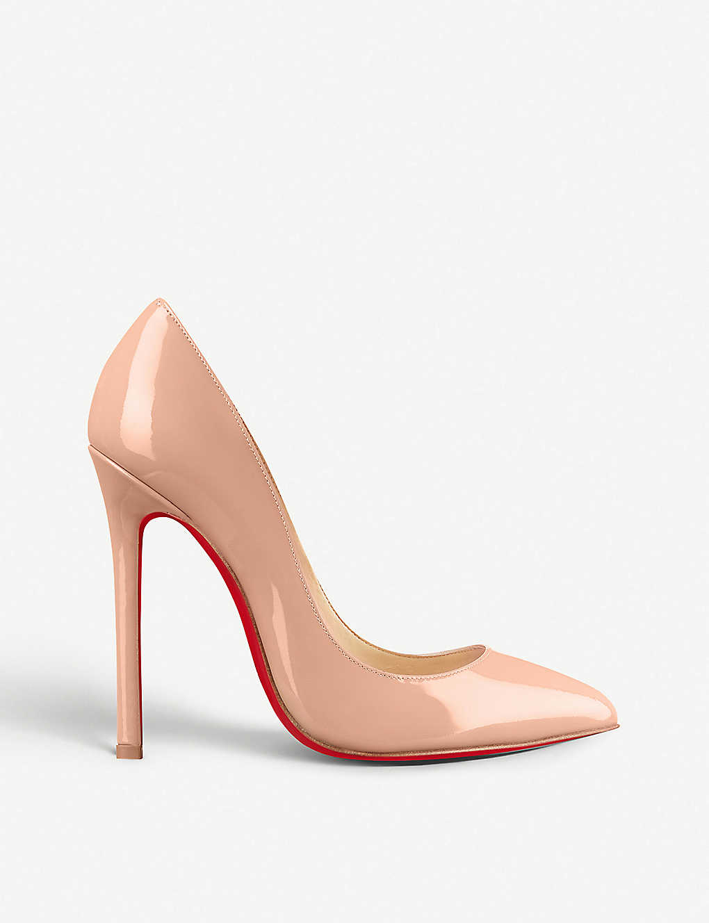 5f76a293647f CHRISTIAN LOUBOUTIN - Pigalle 120 patent calf