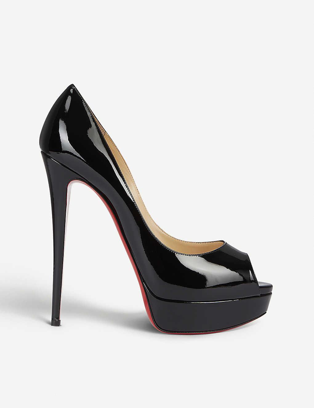 premium selection 5c882 990f5 Lady Peep 150 patent calf