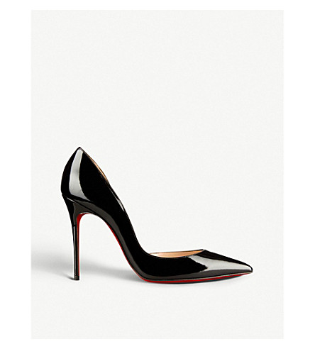 8a12cb2a260b ... CHRISTIAN LOUBOUTIN Iriza 100 patent (Black. PreviousNext
