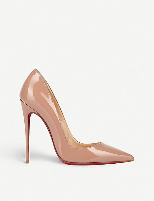 404b70693c14 CHRISTIAN LOUBOUTIN So kate 120 patent