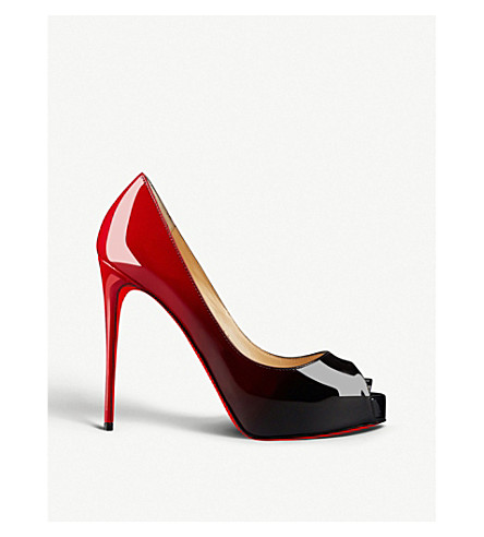 c0d12b1eef32 CHRISTIAN LOUBOUTIN - New Very Prive 120 patent