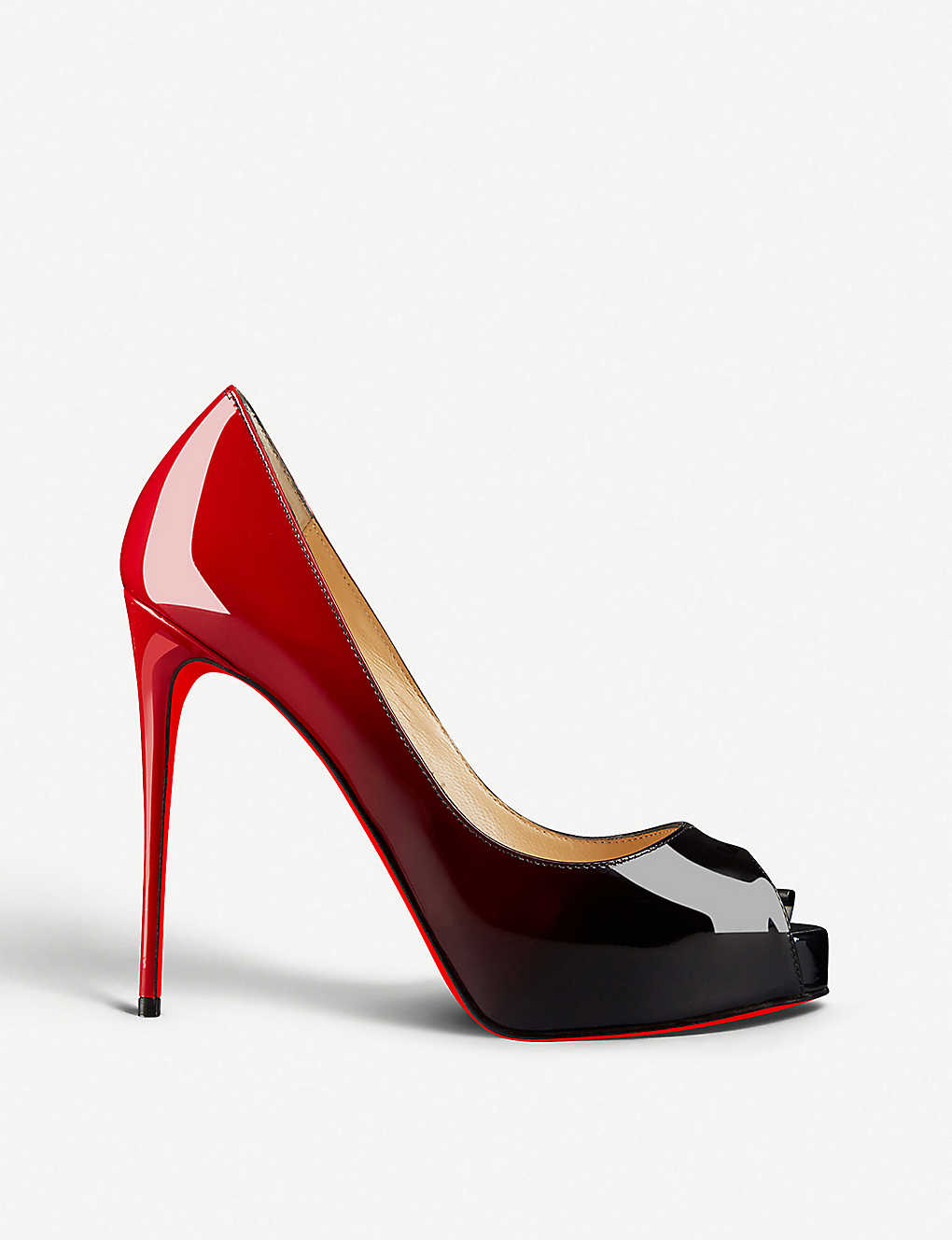 dd44acbfb4b8 CHRISTIAN LOUBOUTIN - New Very Prive 120 patent