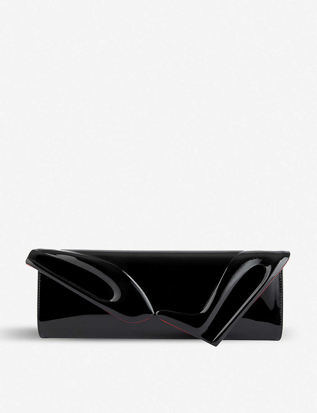 CHRISTIAN LOUBOUTIN: So kate baguette clutch patent