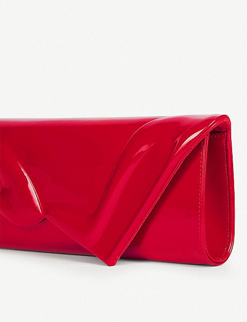 CHRISTIAN LOUBOUTIN So kate baguette clutch patent