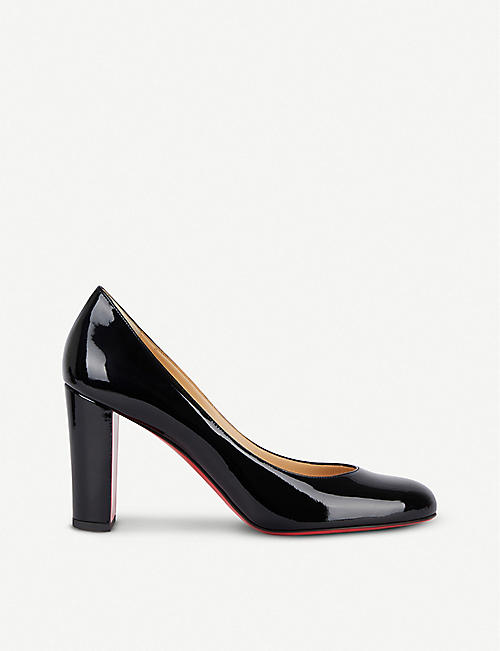 CHRISTIAN LOUBOUTIN - Mid heel - Courts - Heels - Womens - Shoes ... afadd91e8