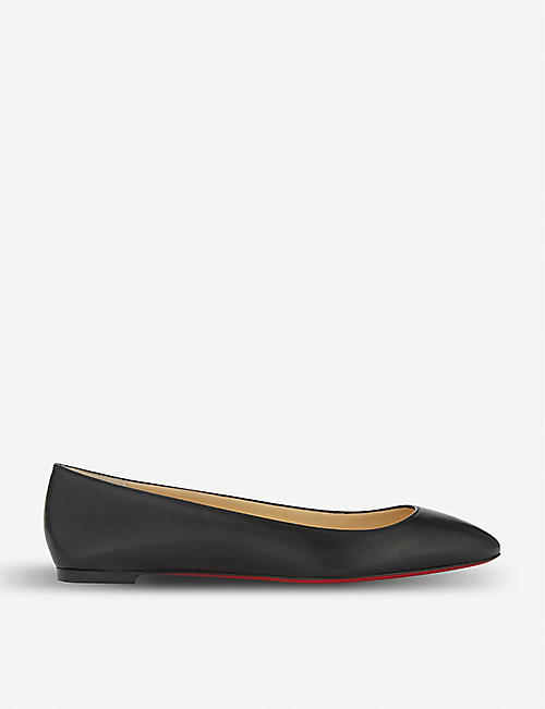 3adab6f6337 CHRISTIAN LOUBOUTIN - Flats - Womens - Shoes - Selfridges
