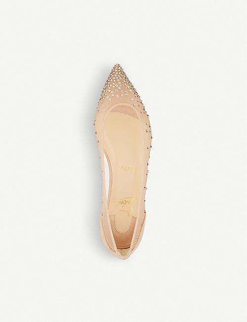 ecdf48f78bb Ballet flats - Flats - Womens - Shoes - Selfridges | Shop Online