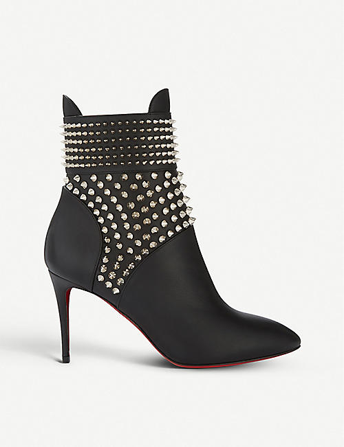 6ebef201834d CHRISTIAN LOUBOUTIN - Ankle boots - Boots - Womens - Shoes ...
