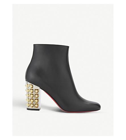 Christian Louboutin Shoes Vasa booty 85 calf/vasa heel