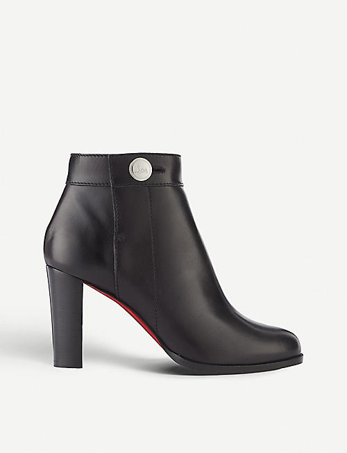 save off 8db87 67cce CHRISTIAN LOUBOUTIN - Ankle boots - Boots - Womens - Shoes ...
