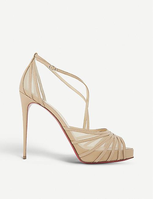 8397aab8011d1 Heeled sandals - Sandals - Womens - Shoes - Selfridges   Shop Online