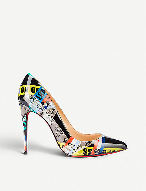 c04f2d4649 Christian Louboutin - Shoes, Heels, Trainers, Boots | Selfridges
