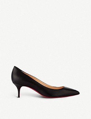 CHRISTIAN LOUBOUTIN kate 55 头层牛皮
