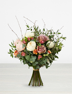 THE REAL FLOWER COMPANY Antique Seasonal bouquet