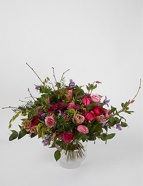 THE REAL FLOWER COMPANY Mother's Day Woodland extra small bouquet