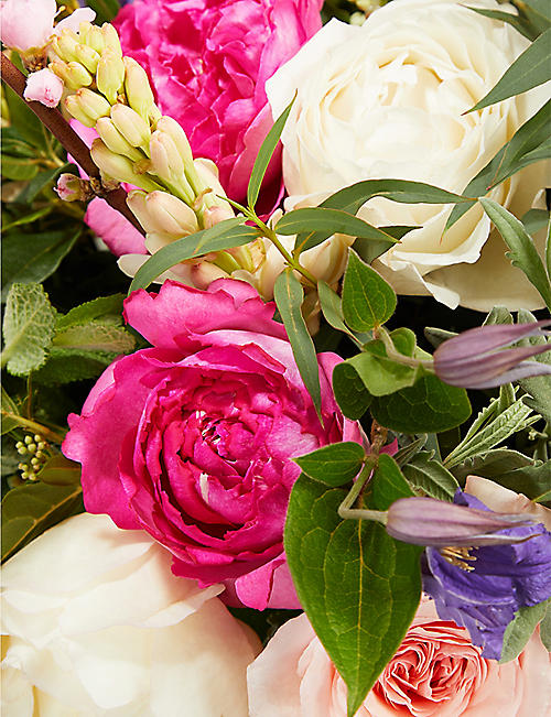 THE REAL FLOWER COMPANY Ultimate Mother's Day bouquet