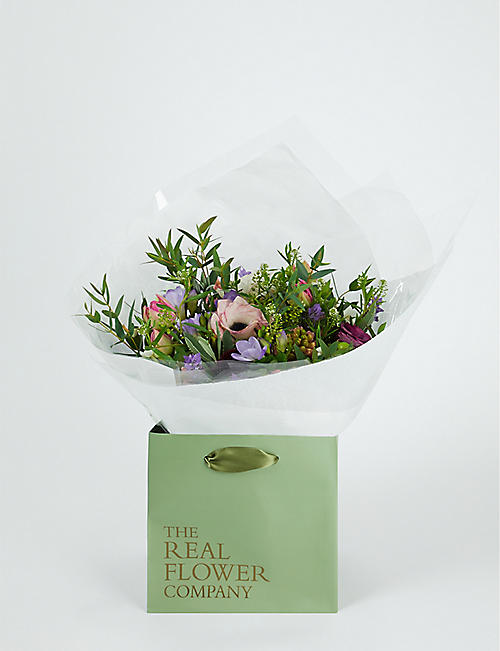 THE REAL FLOWER COMPANY Valentine's Garden posy