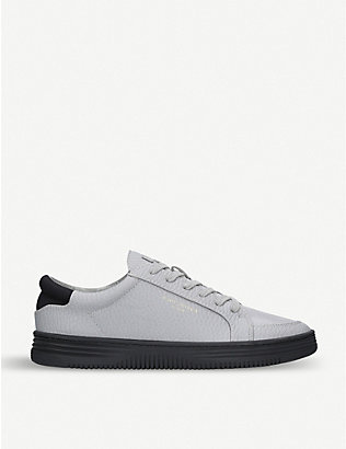 KG KURT GEIGER: Valadez pebbled trainers