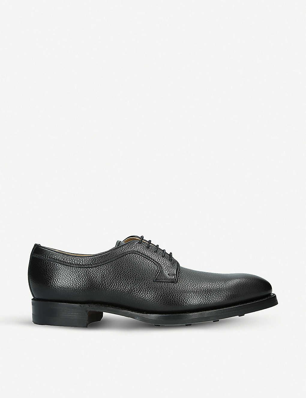 5e8aa76f BARKER - Skye leather derby shoes | Selfridges.com