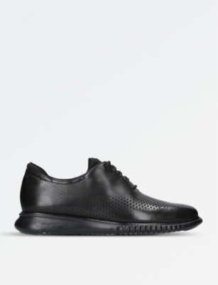 COLE HAAN 2.ZERØGRAND leather Oxford shoes