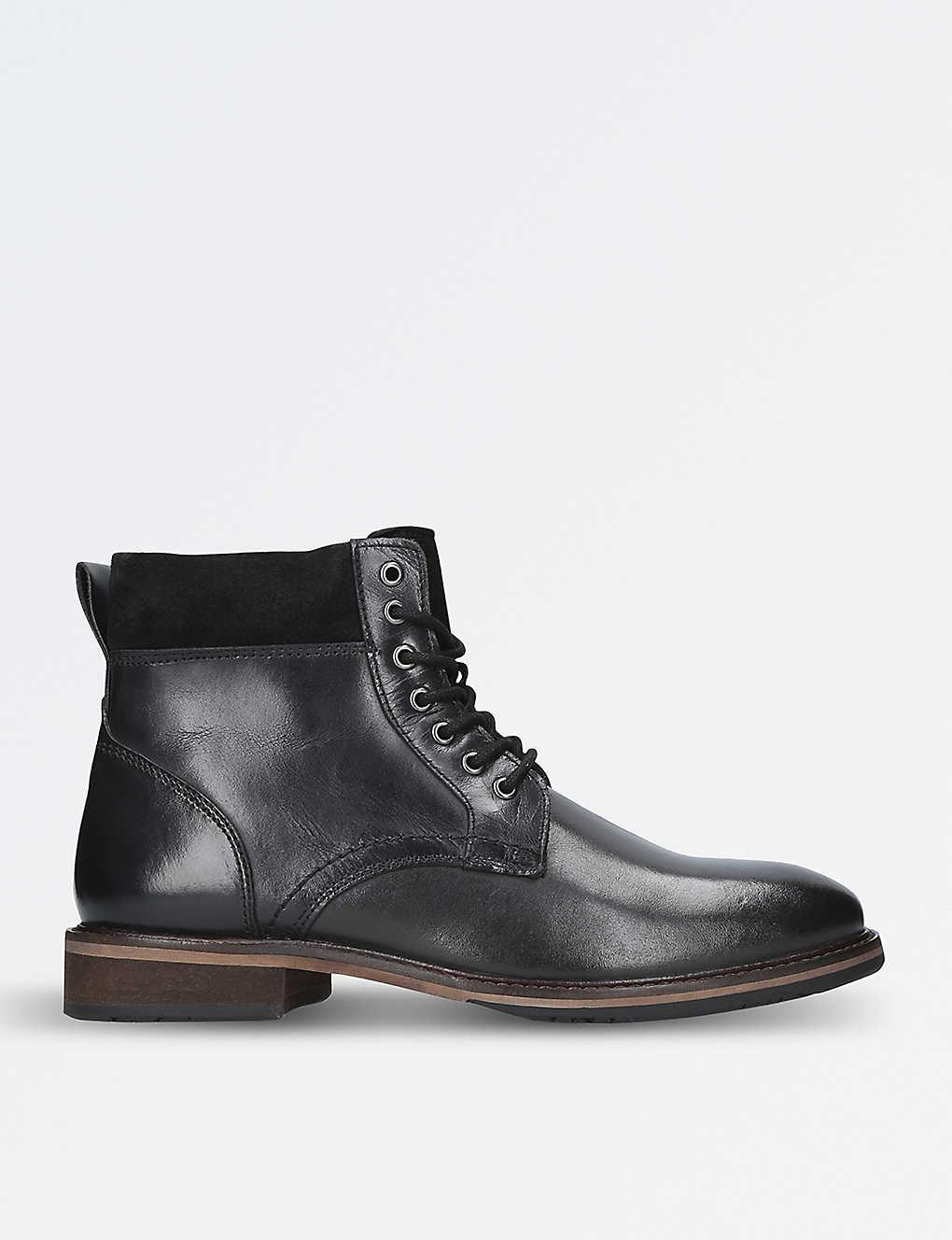 cff8fb1943e KURT GEIGER LONDON - Hogan leather ankle boots | Selfridges.com