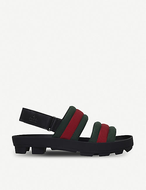 0918e25b9 Sliders & flip flops - Sandals - Mens - Shoes - Selfridges | Shop Online