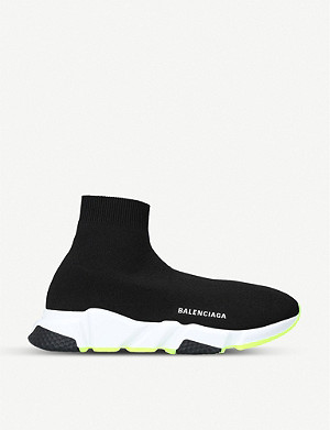 BALENCIAGA Speed stretch-knit trainers