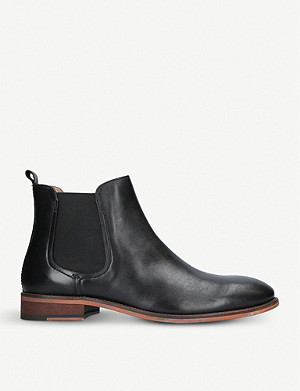 KURT GEIGER LONDON Bennett leather Chelsea boots