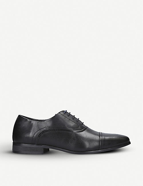 KURT GEIGER LONDON Aaron leather shoes