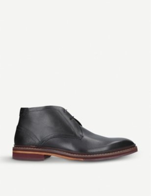 TED BAKER Azzlan leather chukka boots