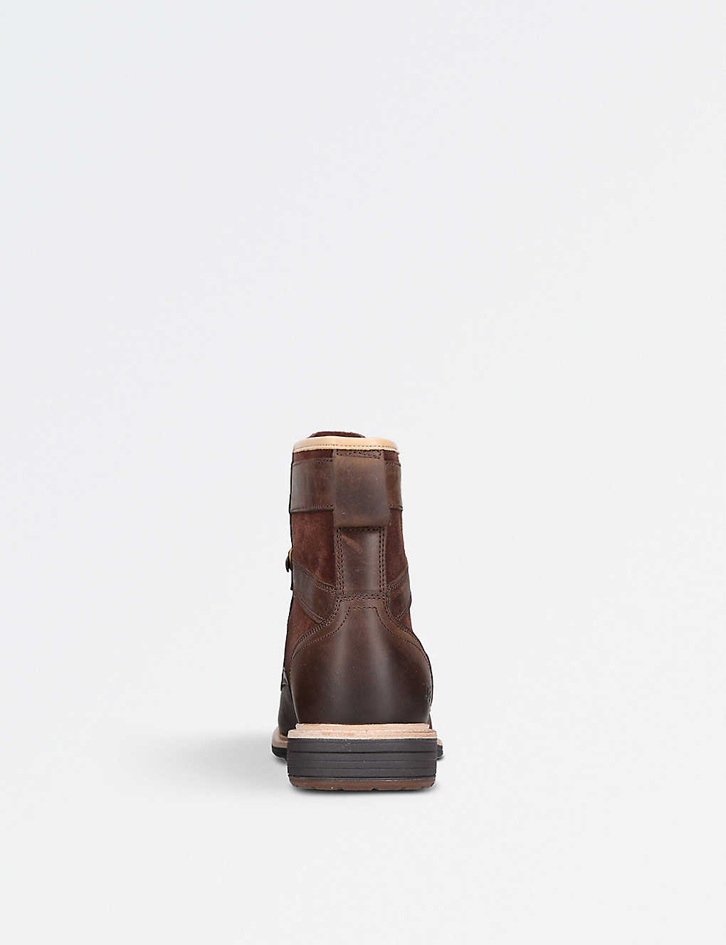 8457752d20e UGG - Magnusson leather and suede boots | Selfridges.com