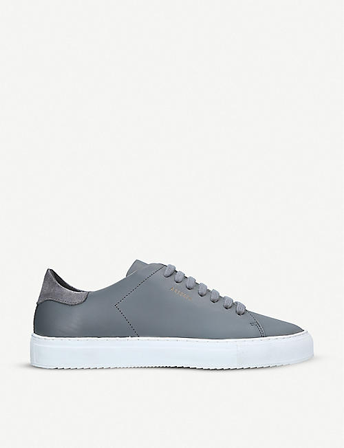 AXEL ARIGATO: Clean 90 leather and suede trainers