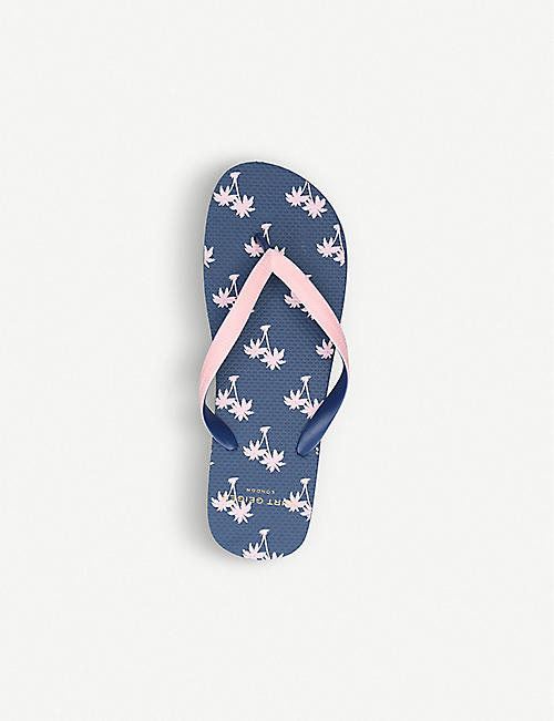 KURT GEIGER LONDON Finindi flip flops