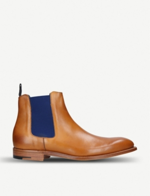 BARKER Hopper leather Chelsea boots