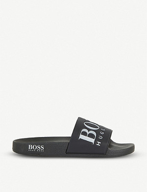 BOSS Solar rubber slides