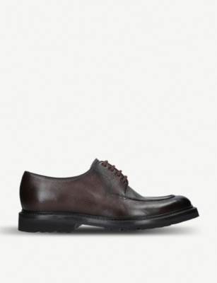 BARRETT Moor Apron leather derby shoes