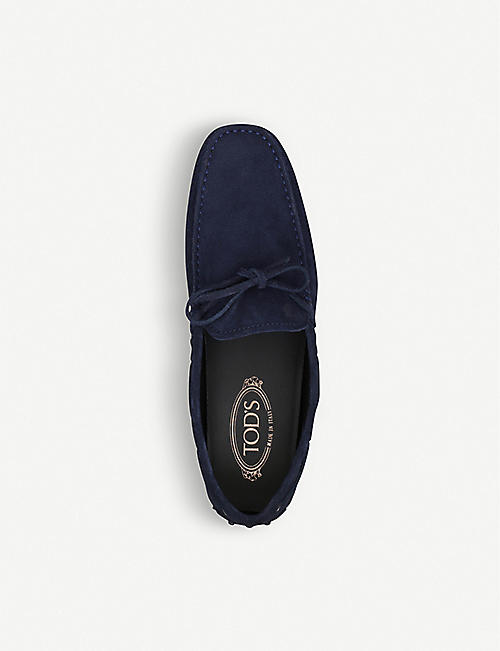 8258bb1bd85 TODS Gommino heaven driving shoes in suede. Quick Shop