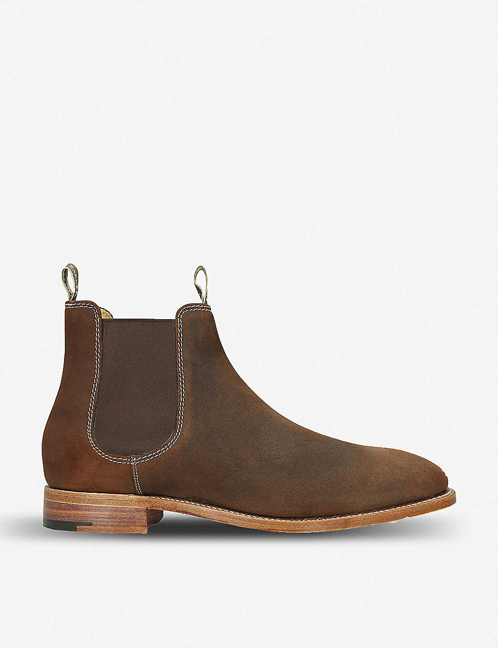 1a736c85446 Mansfield suede chelsea boots