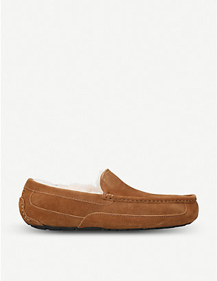 UGG: Ascot suede loafers