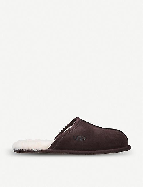 e304bf37078 UGG Scuff sheepskin slippers