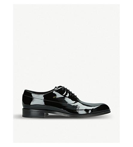 Paul Smith Noah Patent Leather Oxford Shoes Selfridges Com