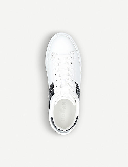 HOGAN Campus leather trainers