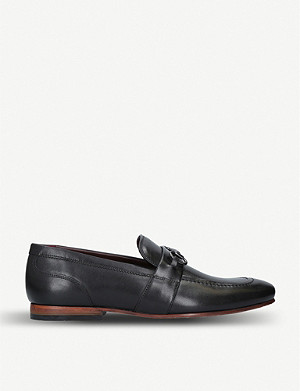 TED BAKER Daiser leather loafers