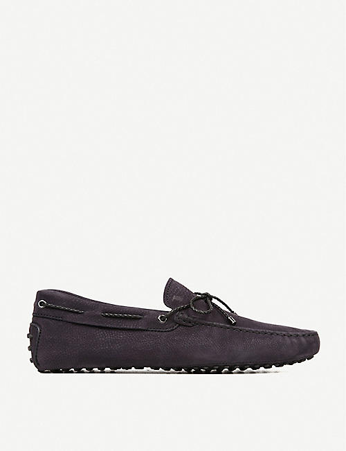 031c0c34ded TODS Gommino heaven driving shoes in nubuck