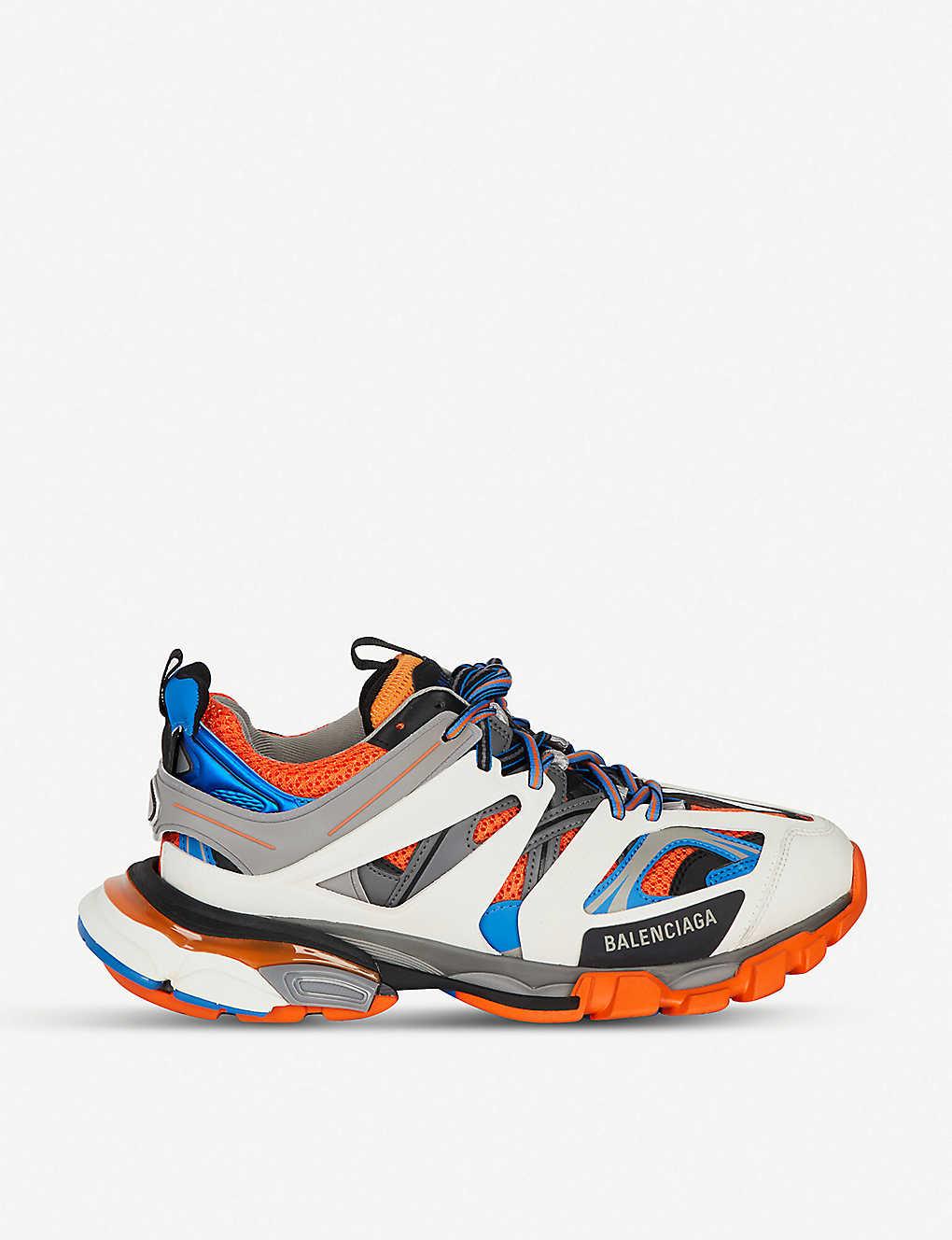 668bc8b9733c Track nylon and mesh trainers - Greymcmb ...