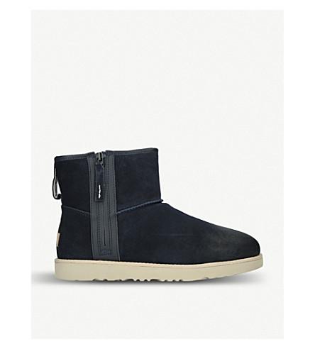 c89587cecd5 Classic Mini waterproof sheepskin boots