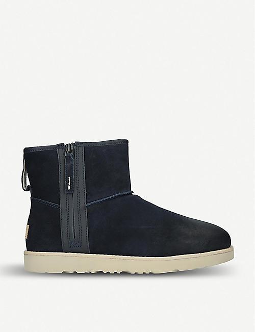 81cbb3fc9f3a UGG Classic Mini waterproof sheepskin boots