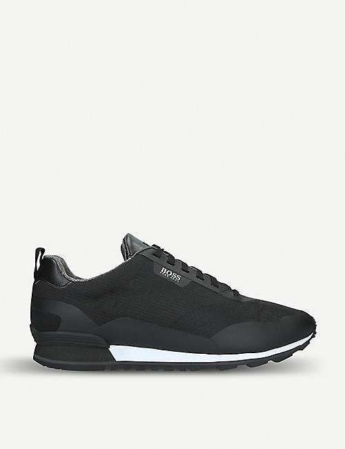 dd3a3a3c20d7 BOSS - Trainers - Mens - Shoes - Selfridges