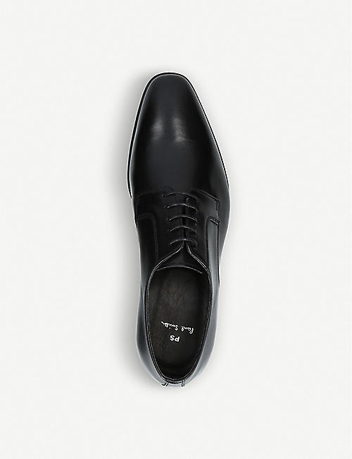 PAUL SMITH Daniel leather derby shoes
