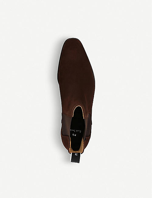 PAUL SMITH Gerald suede Chelsea boot